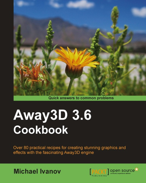 Away3D 3.6 Cookbook
